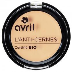 Anti-cernes Porcelaine certifié bio Avril
