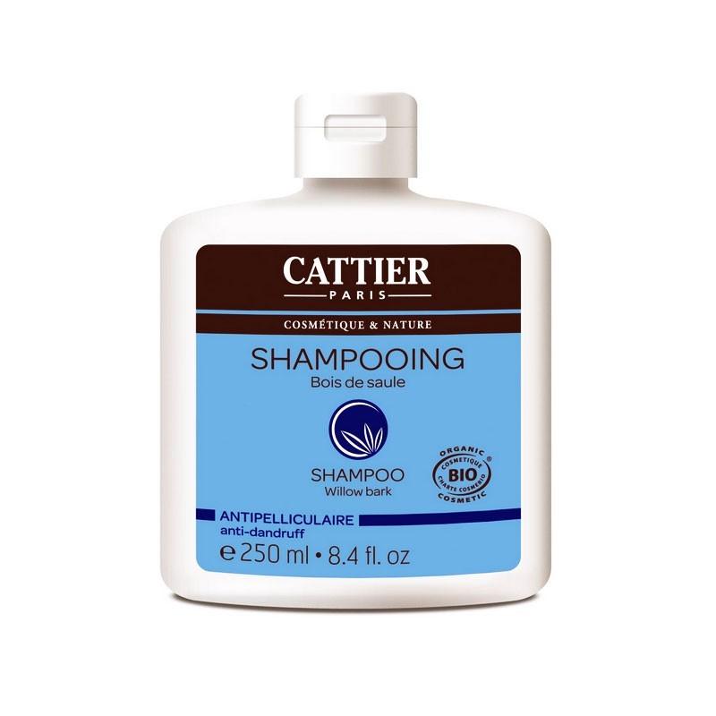 Shampooing Bois de Saule Anti Pelliculaire bio Cattier