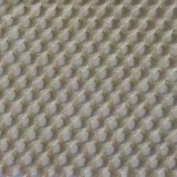 Filet gris et bleu marine en coton bio