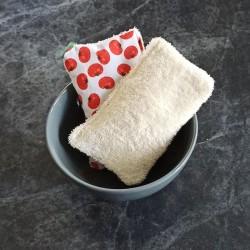 L'éponge lavante douce