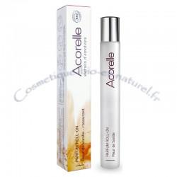 Eau parfum fleur vanille roll on 10 ml Acorelle