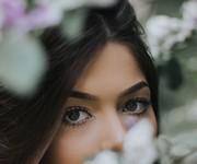 Soins des yeux biologique